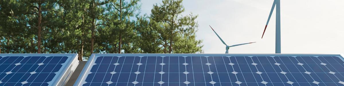 imagem energia renovável